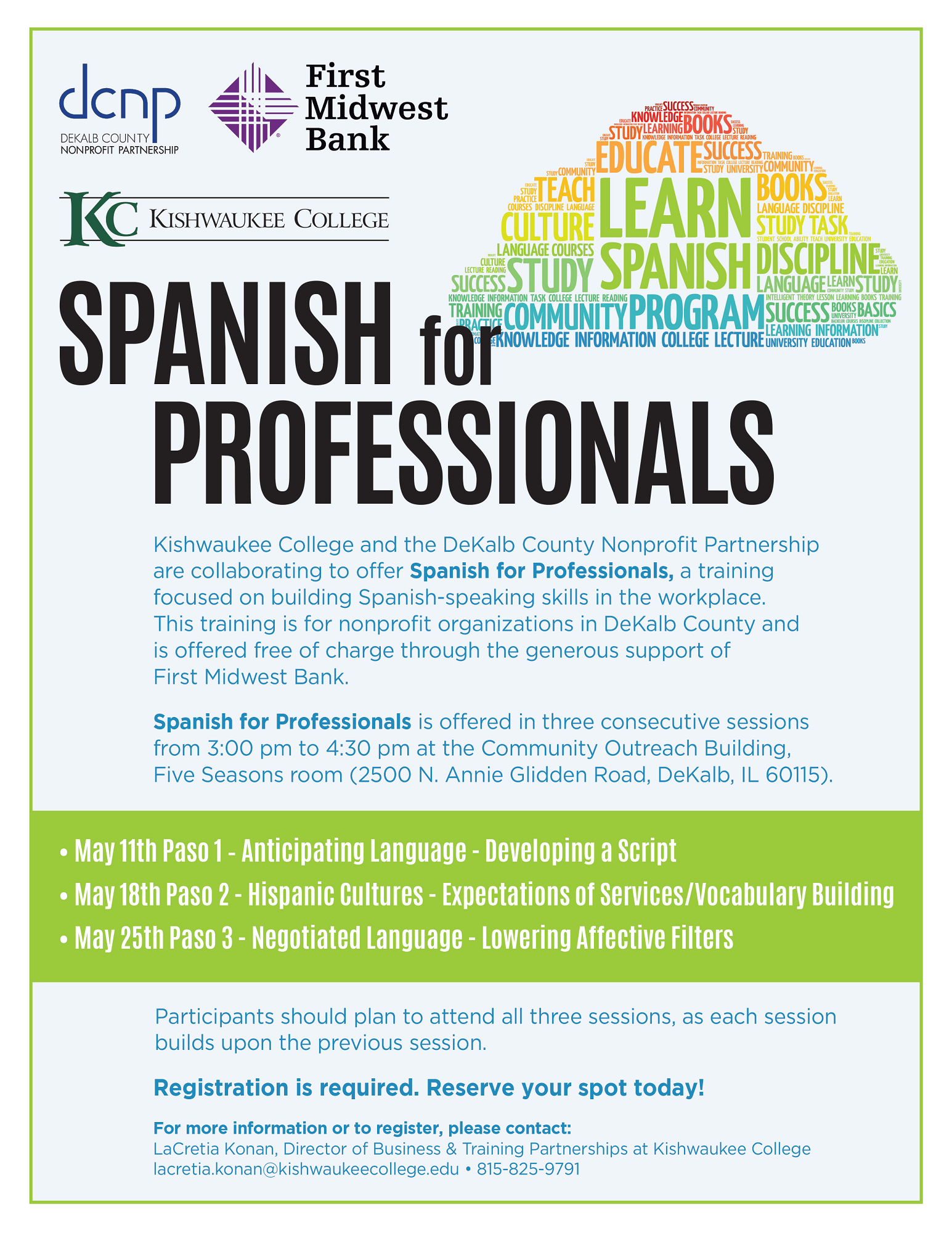 Spanish for Professionals