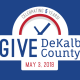 give dekalb county logo